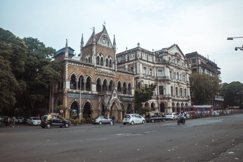 Architektúra indického mesta Mumbai