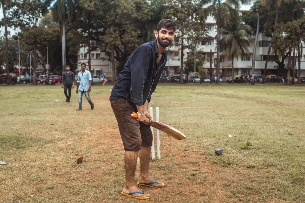 Kriket je v Indii národným športom