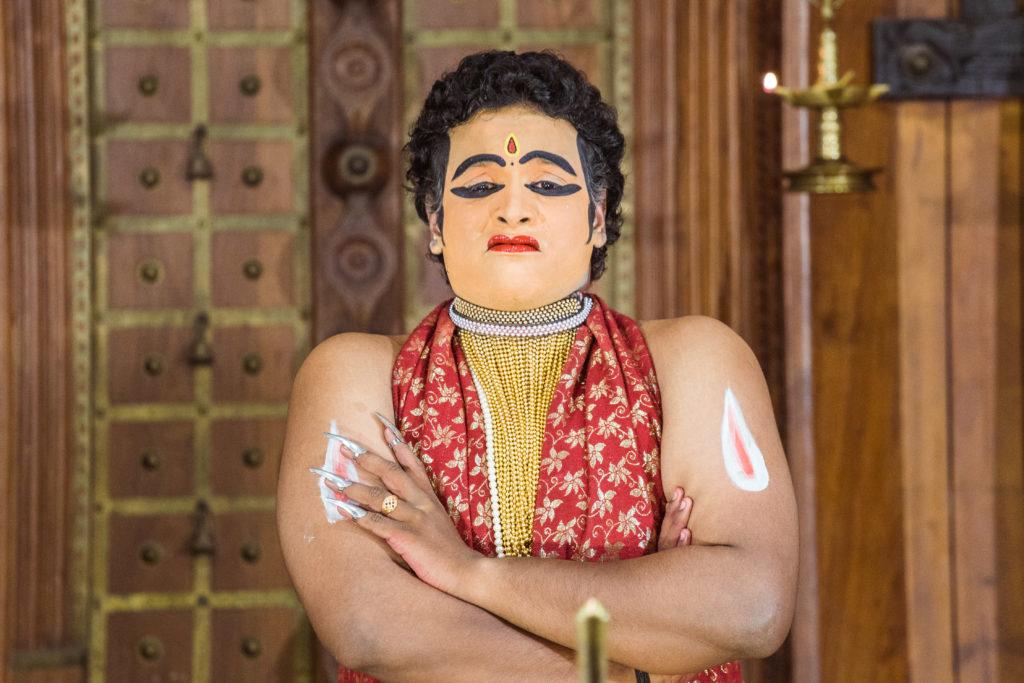Tradičné indické divadlo