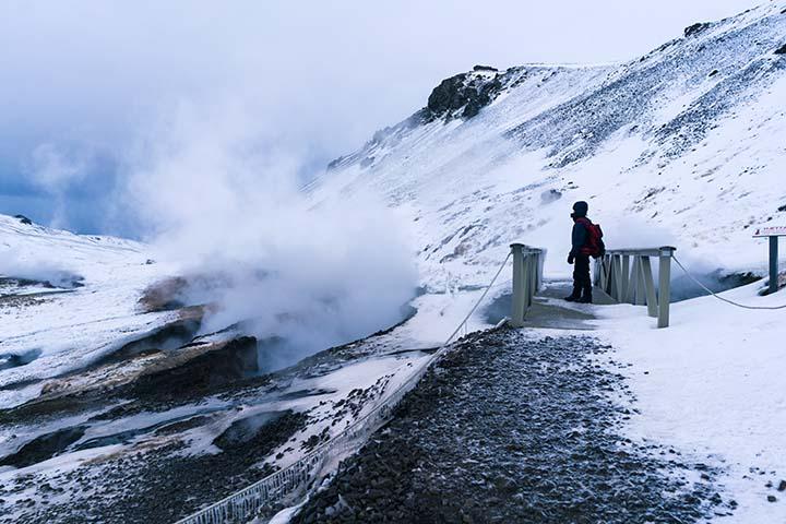 Pohľady na Island sú taktiež neuveriteľné