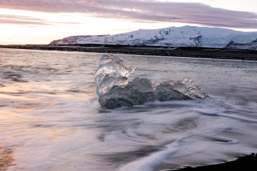 Tisícročný kus ľadu