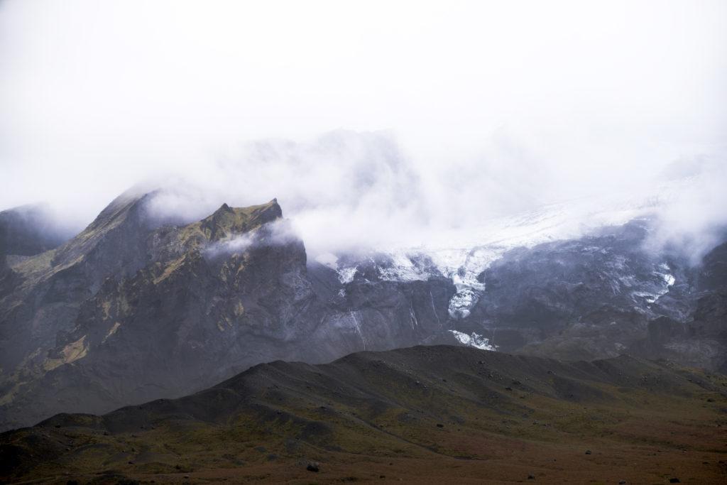 Údolie boha blesku - Thorsmork