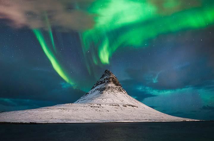 Island: polárna čiara