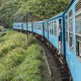 Železničná trasa Kandy – Ella