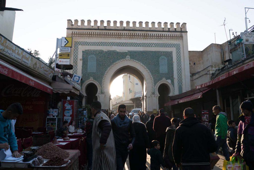 Mesto Fez