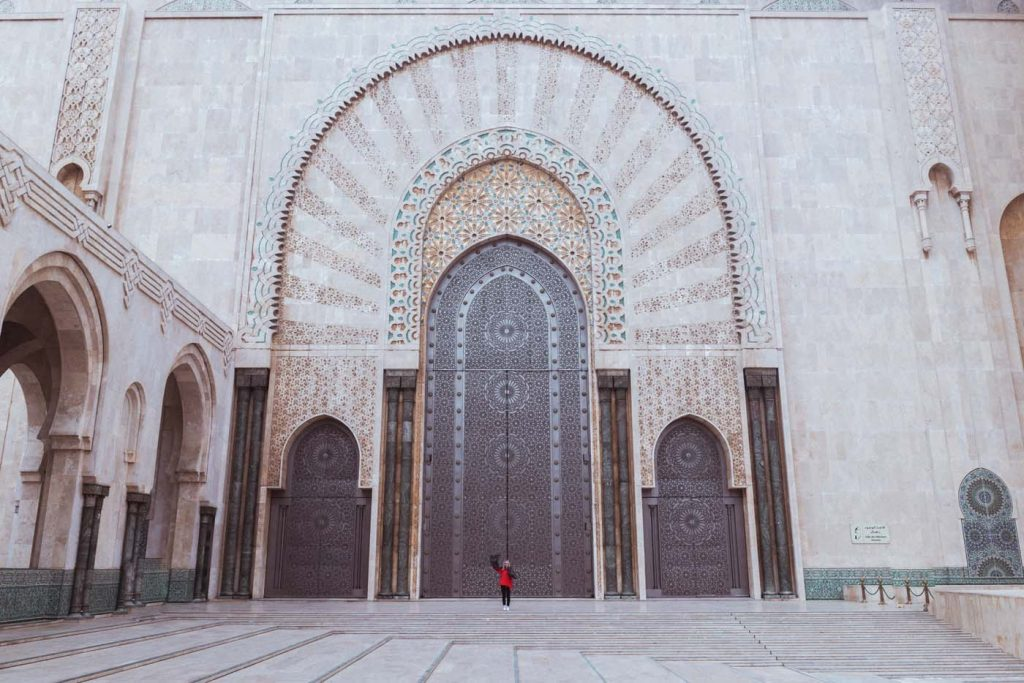 Západné pobrežie Maroka
