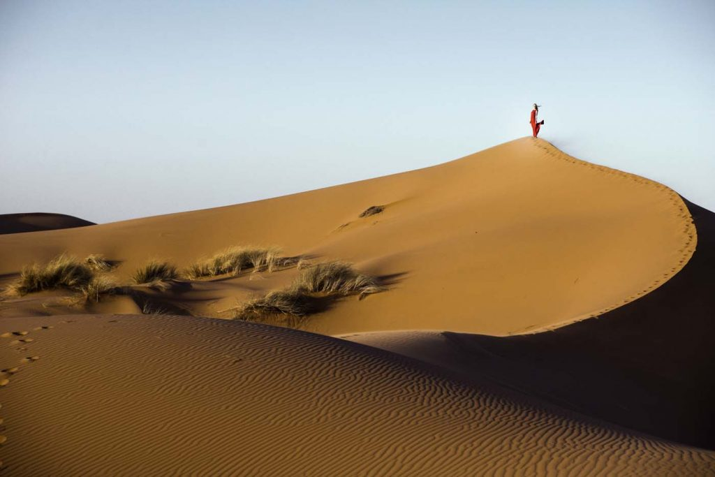 Marocká Sahara
