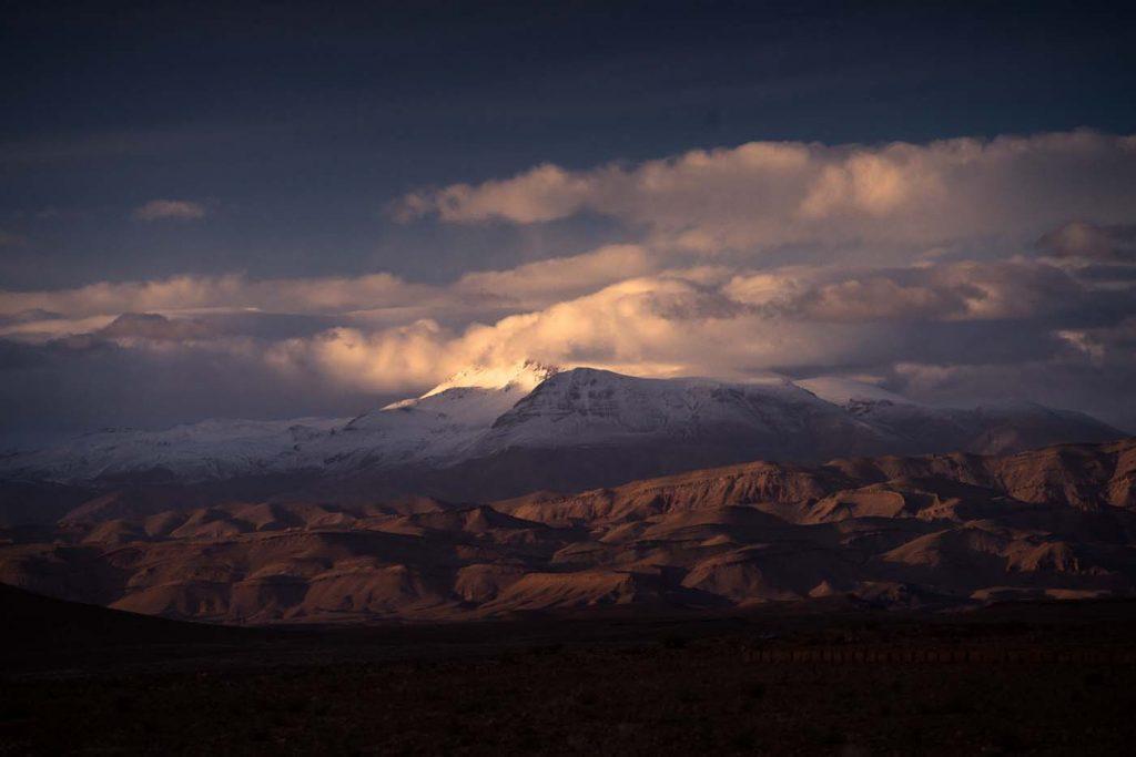 Majestátne hory Maroka