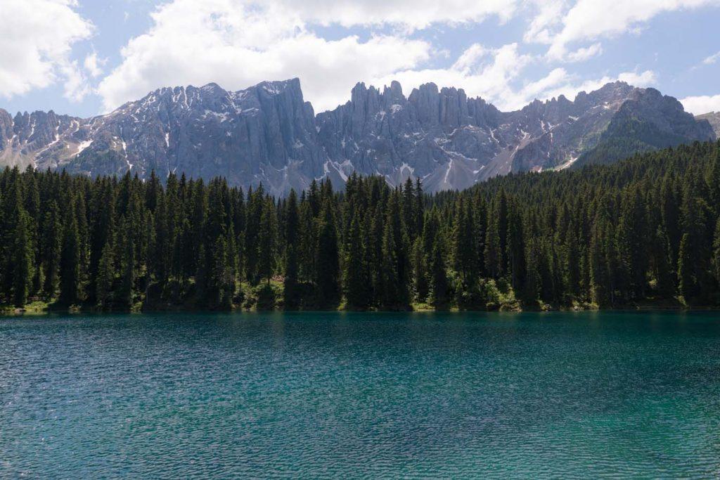 Jazero Lago di Carezza