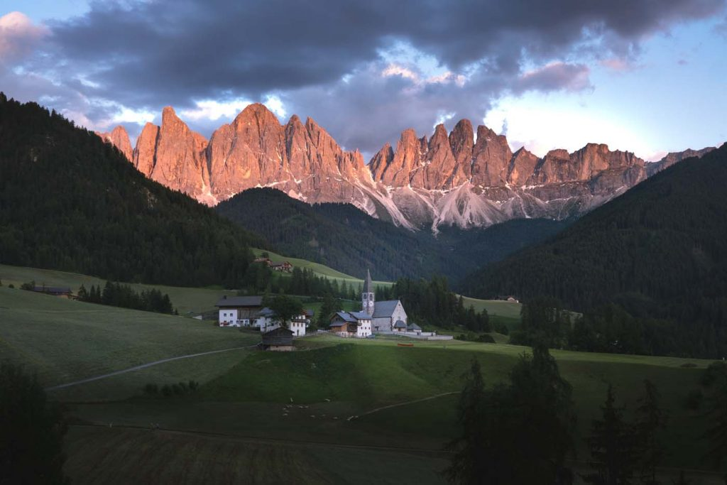 Údolie Val di Funes