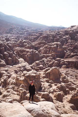 Jordánsko - Skalné mesto Petra