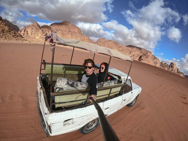 Výlet do púšte