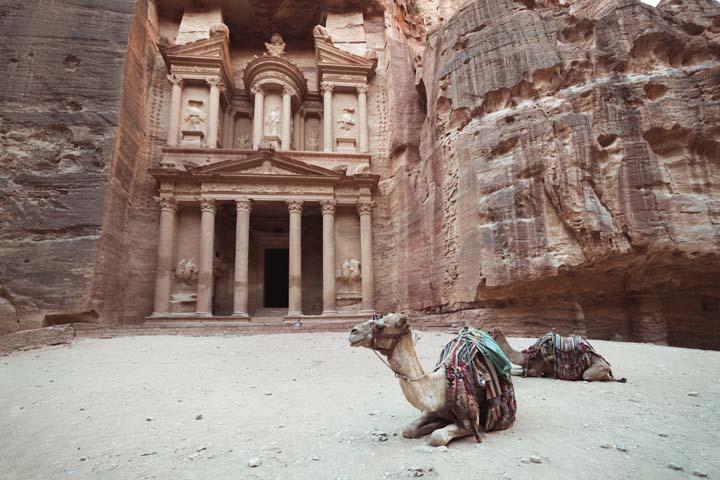 Jordánsko - Pokladnica