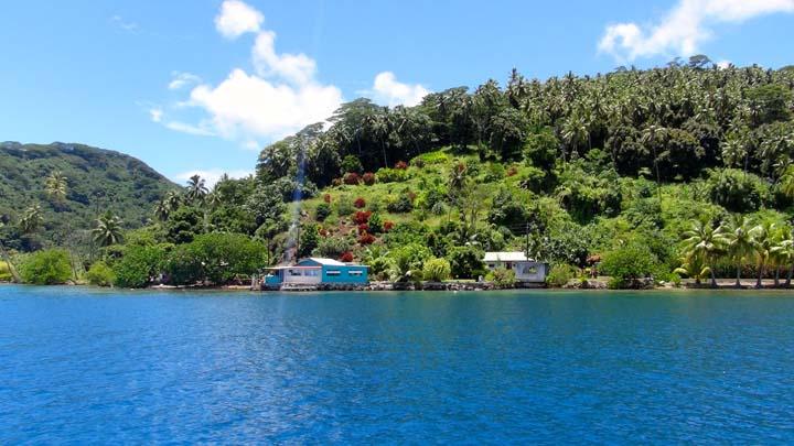 Ostrov Tah´a