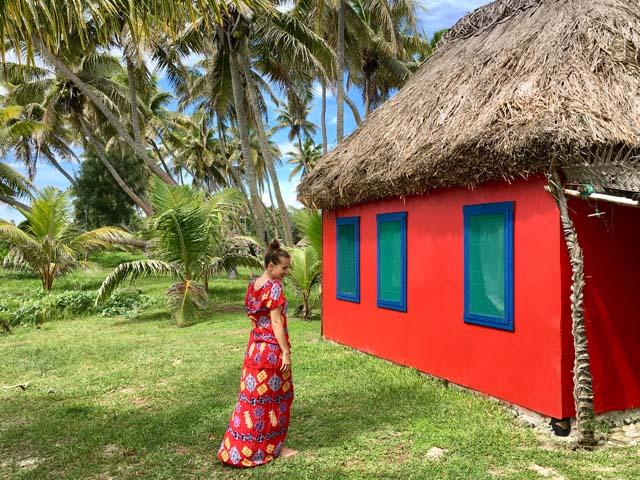 Červený dom v Naisisili