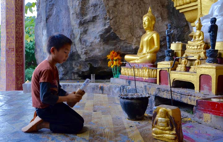 Len v okolí nájdete viac ako 30 chrámov.