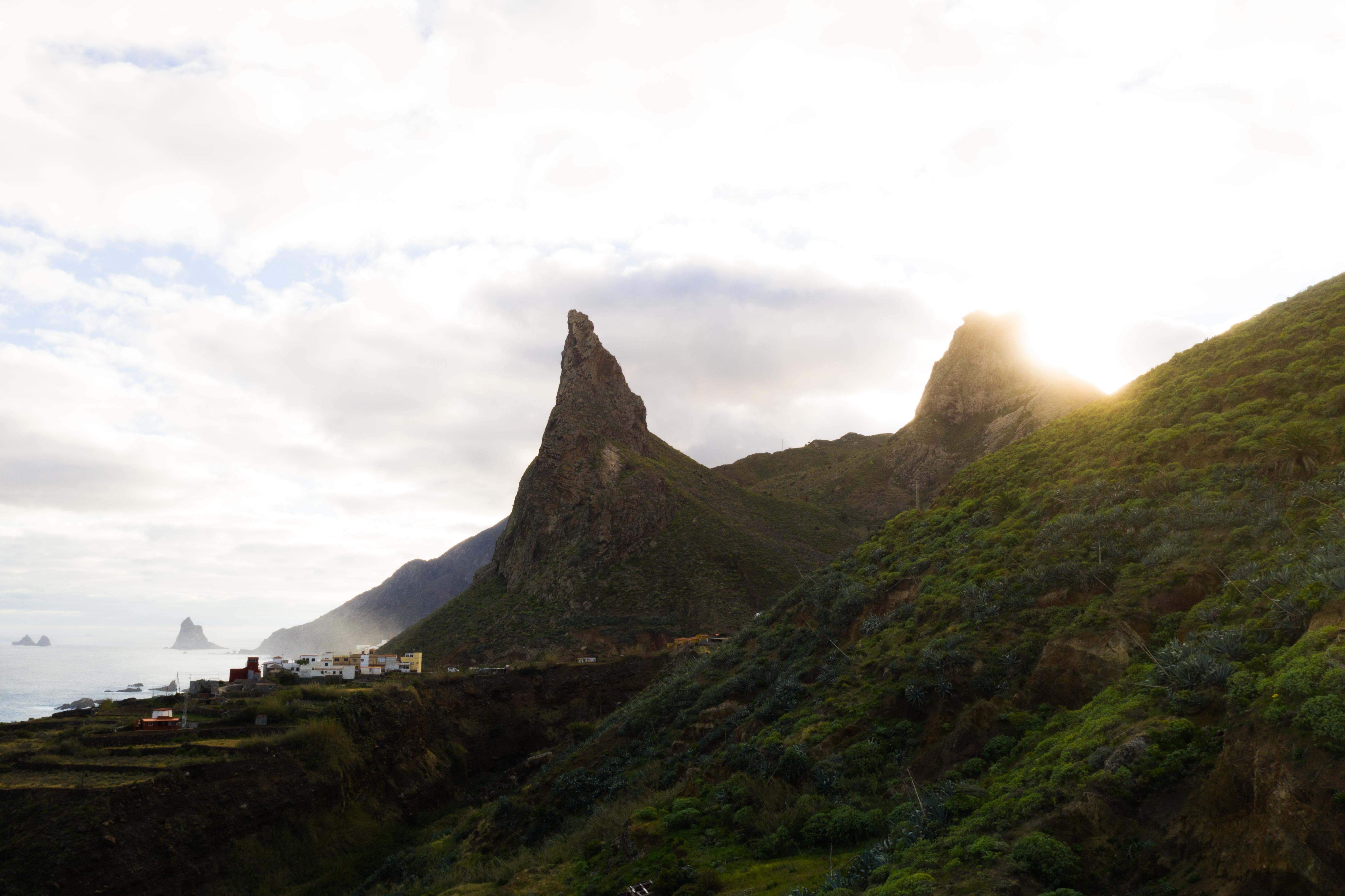 Východ slnka na Tenerife