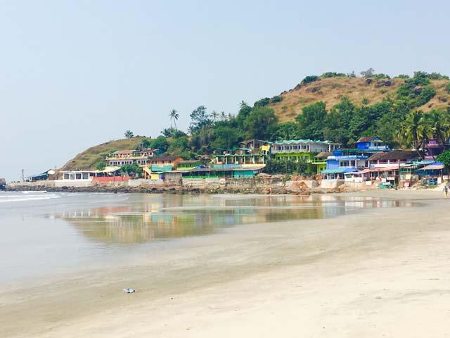 Pláže, ktoré nájdete na Goa
