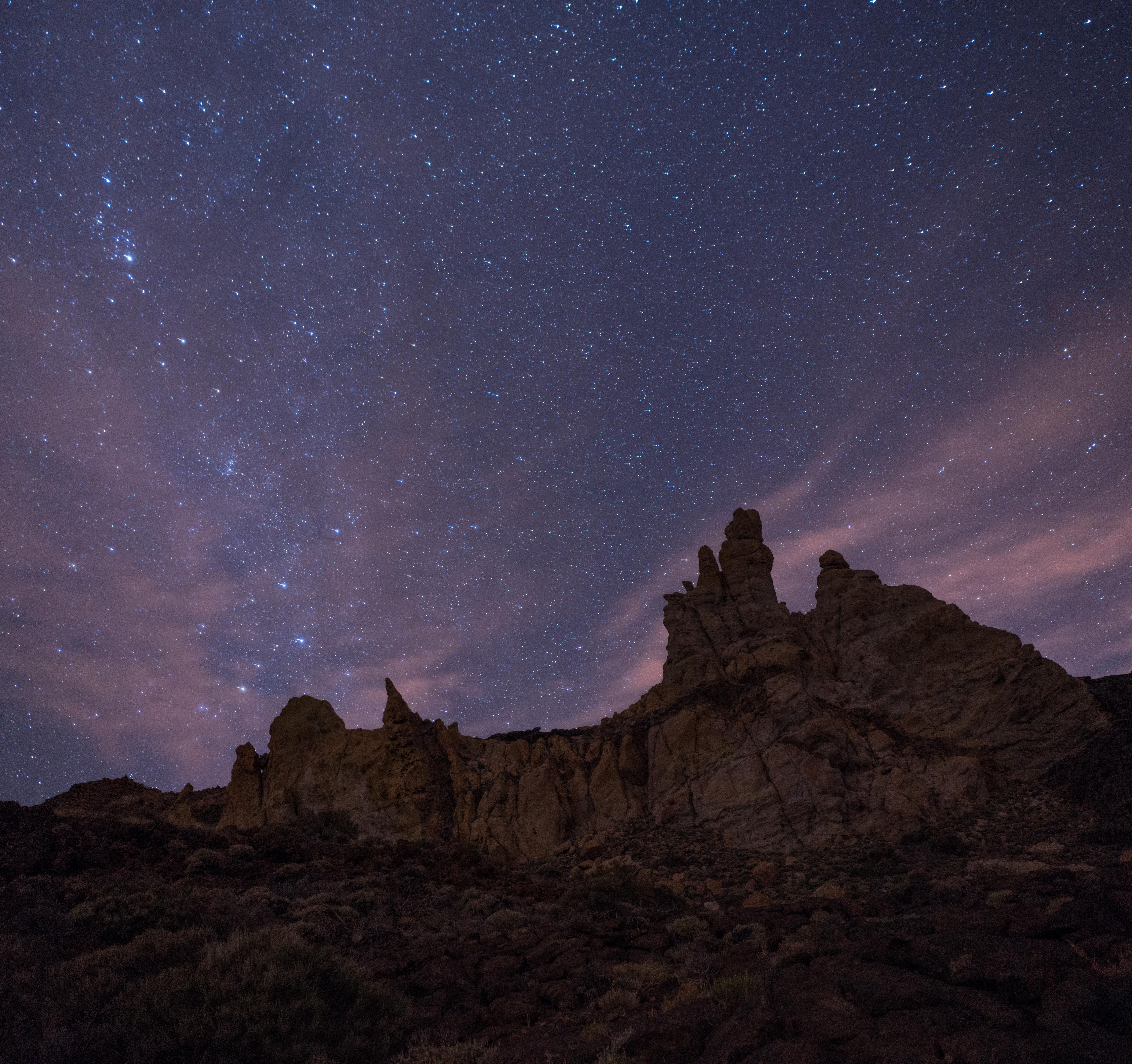 Roque Cinchado na Tenerife