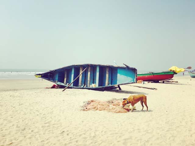 Pláže na Goa očaria každého.