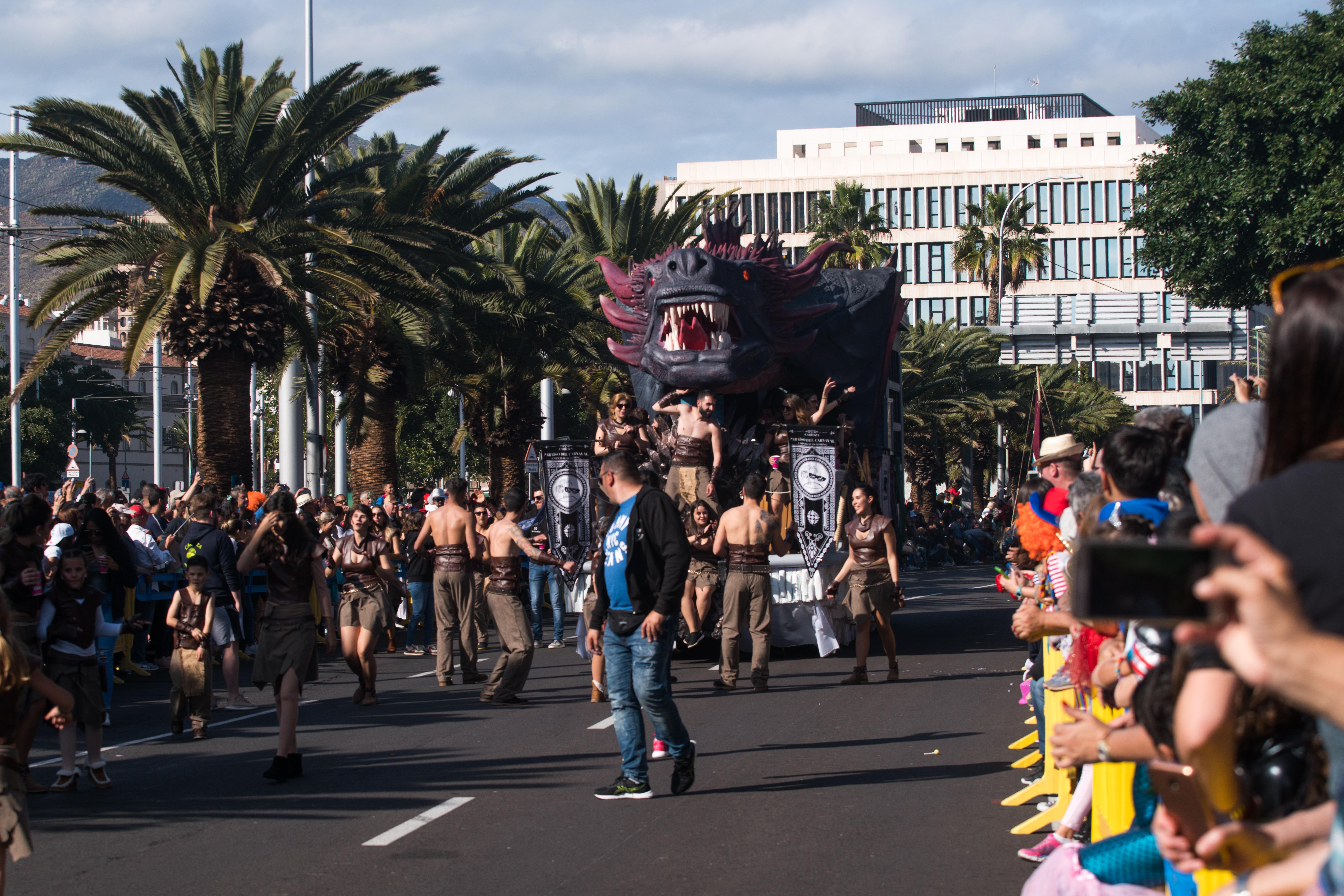 Karneval na Tenerife