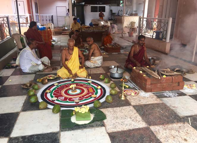 Strvovanie na Goa je spoločnou aktivitou.