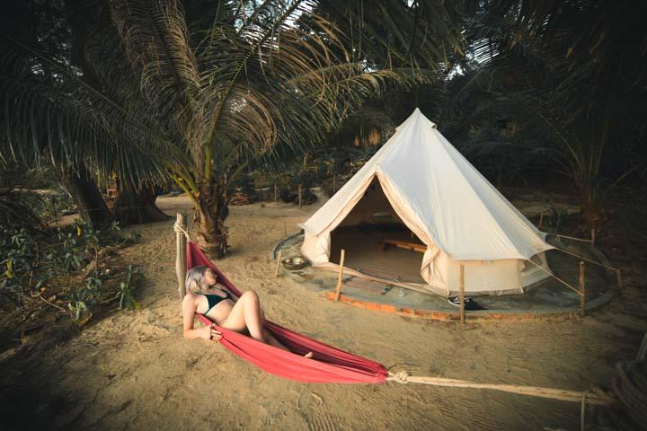 Ubytovanie na pláži