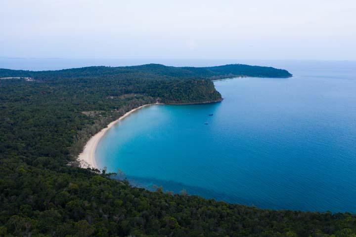 Ostrov Koh Rong Sanloem