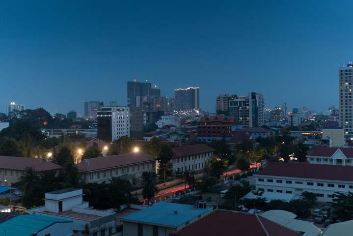 Phnom Penhv Kambodži