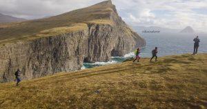 Faerské ostrovy: divoké počasie a drsná krajina
