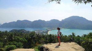 Ostrov Koh Phi Phi.