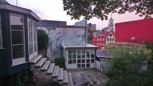 Hlavné mesto Torshavn.