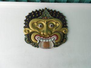 Tým, že je Yogyakarta sultanát v strede mesta sa nachádza aj sultánov palác Kraton,kde sultán a jeho rodina sídli dodnes.