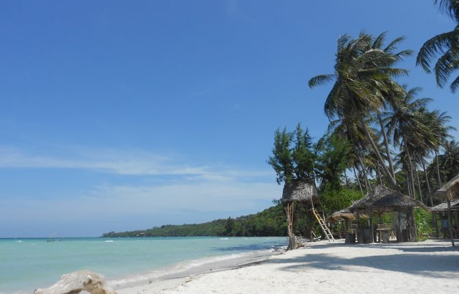 Karimunjawa je jedno z mála miest v Indonézii, kde môžete plávať.