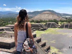 Ak sa chystáte navštíviť Mexiko,Teotihuacán je miesto, ktoré musíte navštíviť.