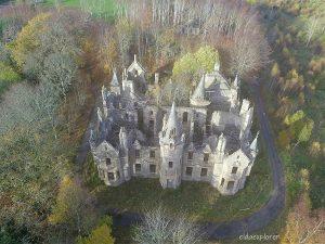 Škótsko: Dunalastair Castle