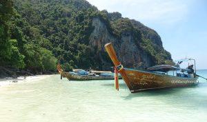 Thajsko a fotogenetické pláže.