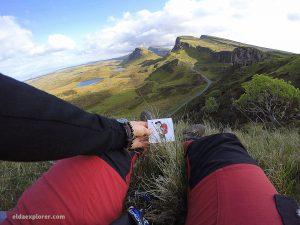 Škótsko: The Quiraing Walk