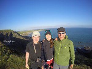 Škótsko: Coastal walk