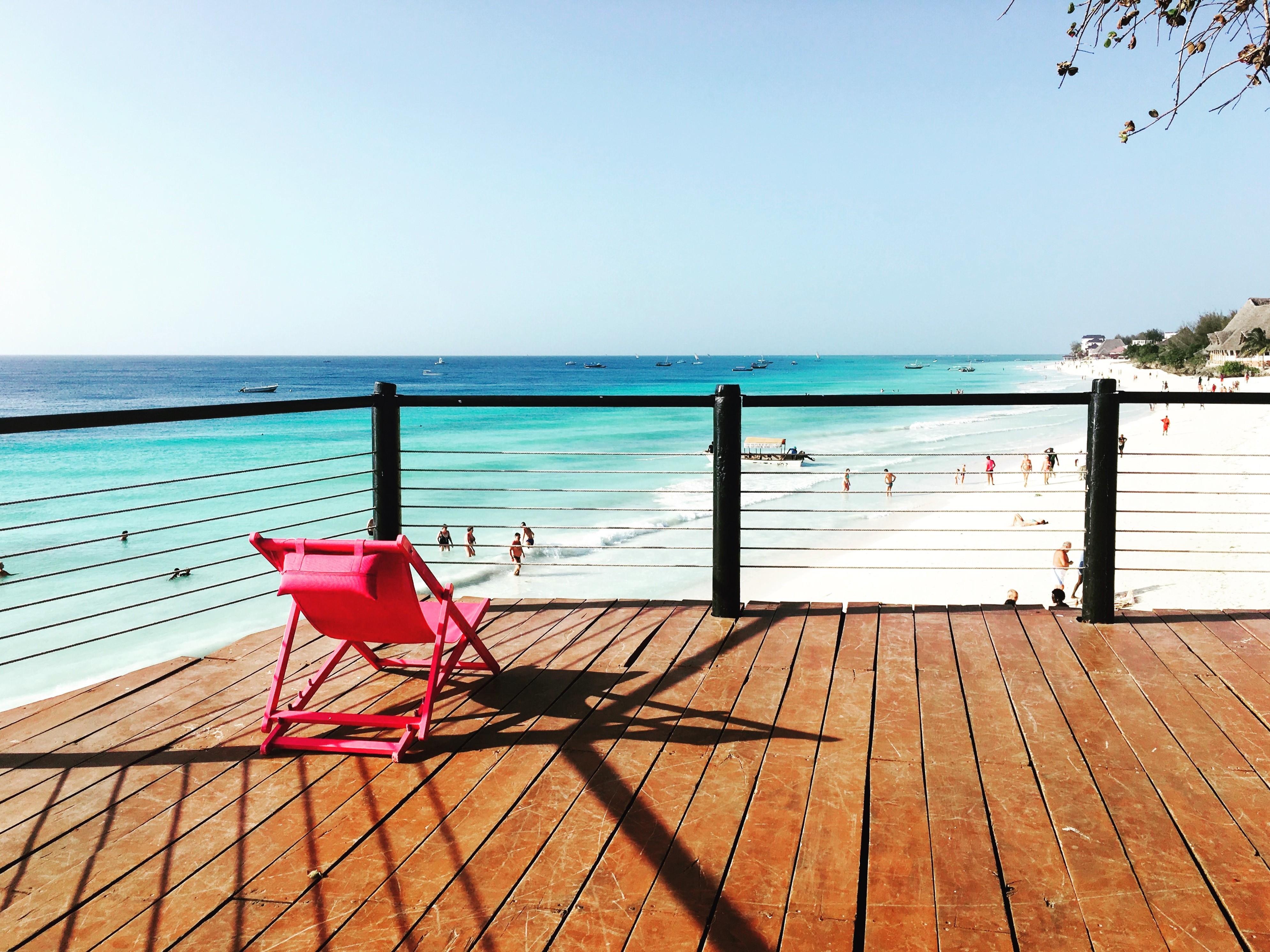 Zanzibar - dovolenkový raj