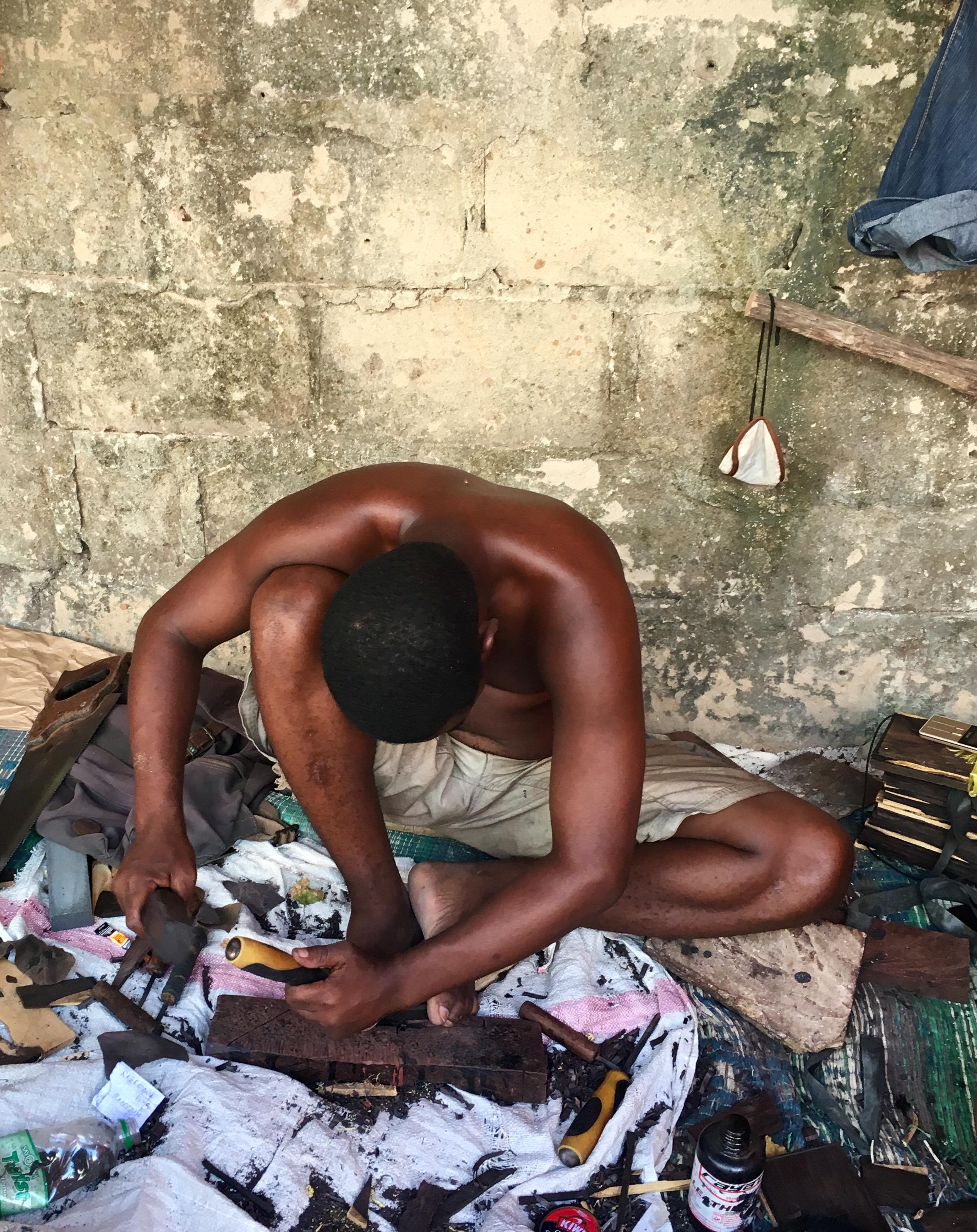 Zanzibar - miestny obyvateľ