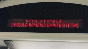 Vilnius: Mykolas Romeris University je uviverzita v Litve