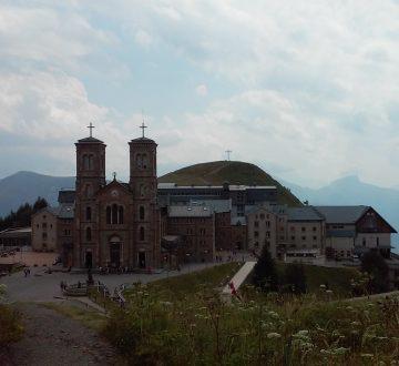 Notre Dame de la Salette vo Francúzskych Alpách