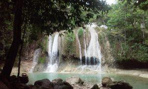 Vodopád Curug Pulosari sa nachádza v časti Bantul priamo v Yogyakarte.