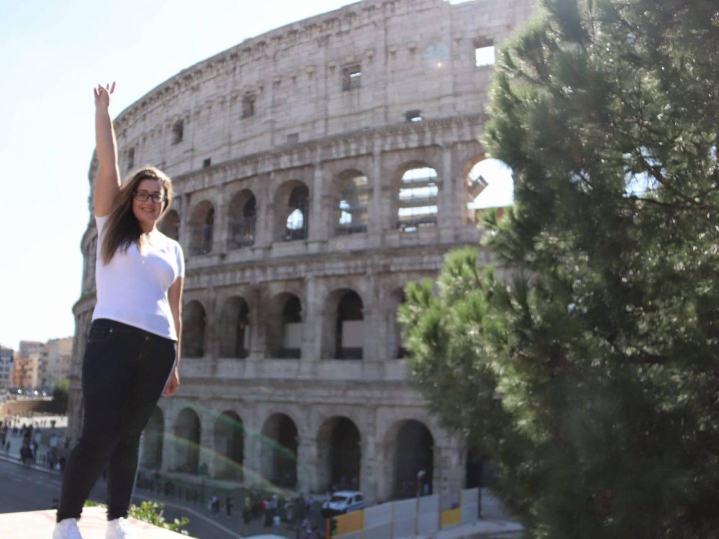Rím: najtypickejšia antická stavba hlavného mesta