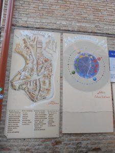 mapa mesta Užupis