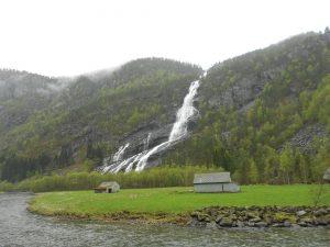 Nórsko a príroda v ňom