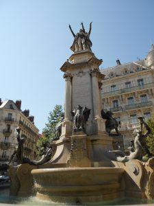 Francúzsko: pamiatky v Grenoble