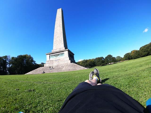 Dublin: mesto plné mestských parkov