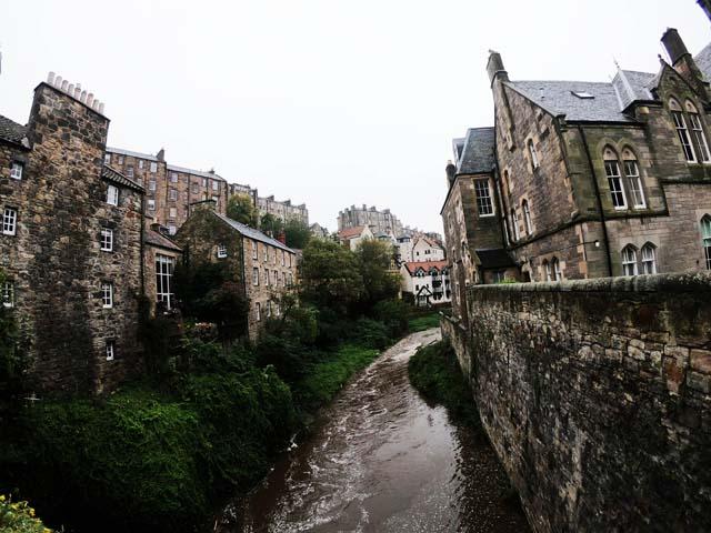Edinburgh: rodisko Harryho Potter